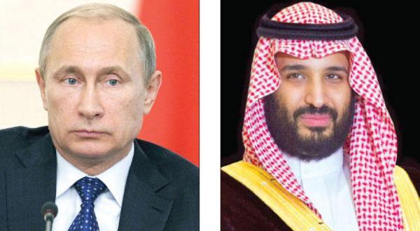 کرملین: دیدار شاهزاده محمد بن سلمان و پوتین باعث تقویت روابط در سطح بی سابقه ای خواهد شد