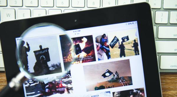 پلیس اینترنتی اروپایی در «توییتر» برای محاصره رهبران جذب نیرو برای «داعش»