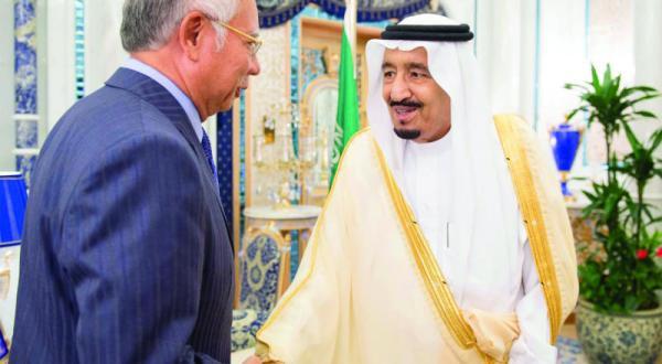 پادشاه عربستان سعودی و نخست وزیر مالزی اوضاع مسلمانان روهینگیا و روابط دو جانبه را مورد بررسی قرار دادند