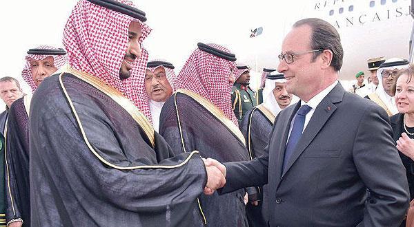 پاریس بر سفر جانشین ولیعهد عربستان سعودی « حساب زیادی باز می کند»… اولین جلسه برای «پیگیری»