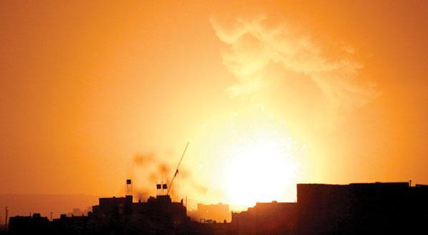 ائتلاف کارخانه موشک در صعده را منهدم می کند… «آتش بس ماه رمضان» در حالتی از ابهام