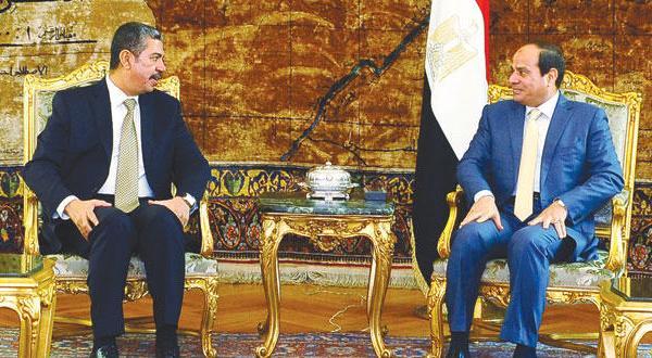 توافق بین مصر و یمن برای مبارزه با تروریسم… آتش بس در معرض تند باد