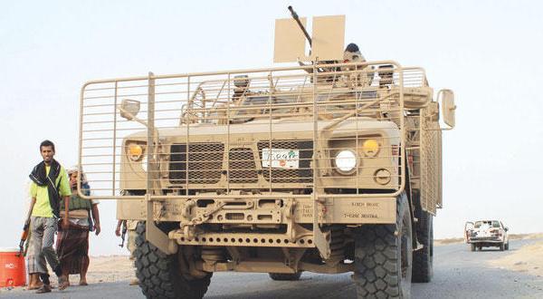 نبرد عمران آغاز آزاد سازی عدن از شبه نظامیان
