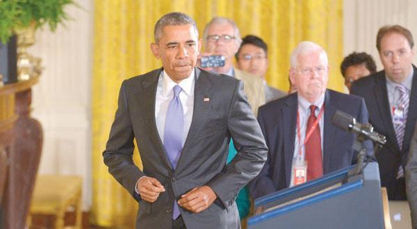 اوباما: روابط عادی با ایران وجود ندارد.. اختلافات ما عمیق است