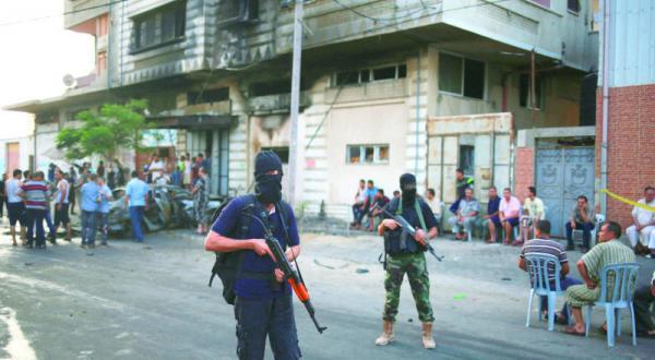 حماس با ۵ انفجار در غزه «پیامی مبارزه جویانه» دریافت می کند