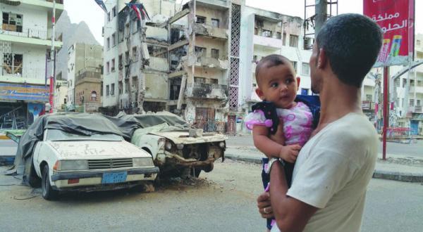 سقوط آخرین سنگرهای دفاعی صالح و حوثی ها در عدن به دست حامیان هادی