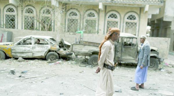 افسران ایرانی از اسرای مقاومت یمن تحقیق می کنند