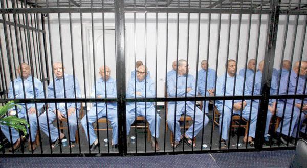 طرابلس پسر قذافی را به اعدام محکوم می کند… طبرق با عفو عمومی پاسخ می دهد