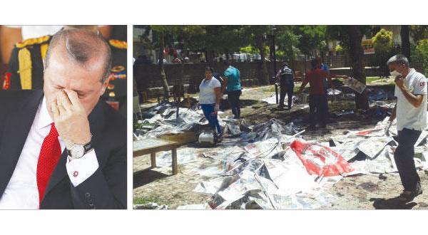 «داعش» اولین حمله انتحاری خود در ترکیه را انجام می دهد… اردوغان «تقبیح و نفرین» می کند