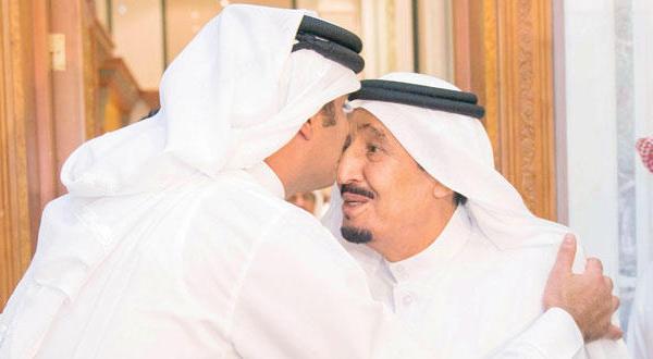 نشست عربستان سعودی – قطر در مکه