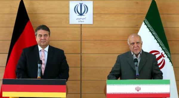 ایران و آلمان برگزاری یک کنفرانس بزرگ اقتصادی را بررسی می کنند