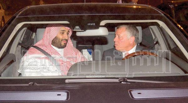 مذاکرات عربستان سعودی و اردن درباره تحولات منطقه