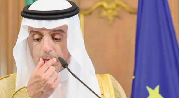 الجبیر: از نزدیک بر تحولات سیاسی ایران در خصوص غنی سازی نظارت داریم