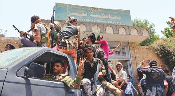 سناریوی آزاد سازی صنعا آماده است… نبرد قصر، تعز را قطعی می کند