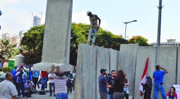 سردرگمی لبنان