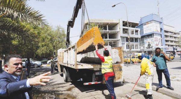 پارلمان عراق در رویارویی با مردم و تلاش برای استیضاح العبادی