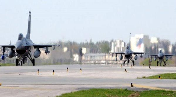 جنگنده های آمریکا از پایگاه «اینجرلیک» ترکیه برای هدف قرار دادن «داعش» آماده هستند