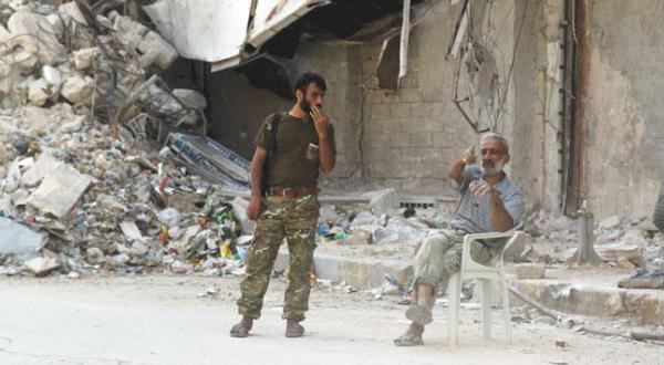 جدایی شمال سوریه از دمشق با لیره ترکیه و ارتباطات