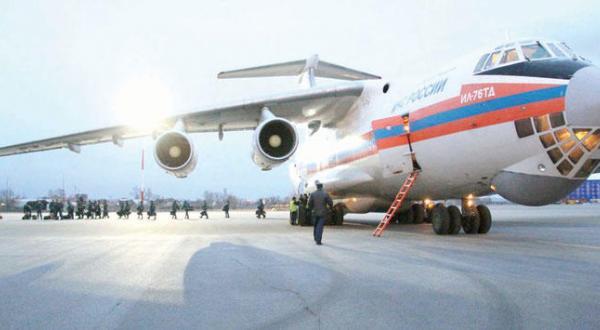 عکسی از هواپیماهای نظامی روسیه در یکی از فرودگاه های نظامی این کشور – عکس از پایگاه «اسپوتنیک» روسیه
