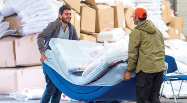 «الشرق الأوسط» رنج پناهندگانی که برای رسیدن به آلمان شانس آوردند را پیگیری می کند