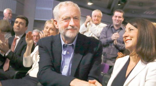 حزب کارگر انگلستان با انتخاب رهبری «تندرو» صفحه میانه روی را پشت سر می گذارد
