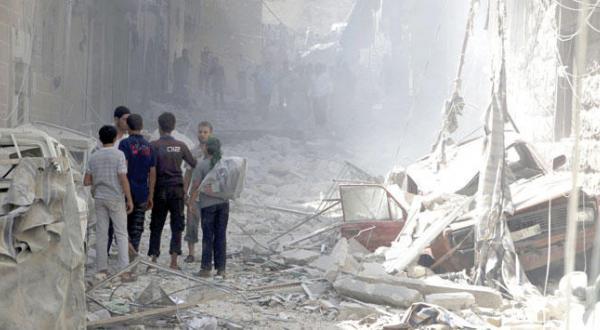 آماده گی روسیه برای حمایت از اسد با نیروهای زمینی و مشورت با واشنگتن در مورد داعش و راه حل سیاسی