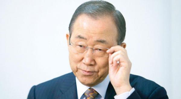 بان کی مون به «الشرق الأوسط»: جهان بدون سازمان ملل خونین تر خواهد شد
