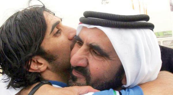 ملک سلمان و رهبران خلیج وفات پسر حاکم دبی را تسلیت می گویند
