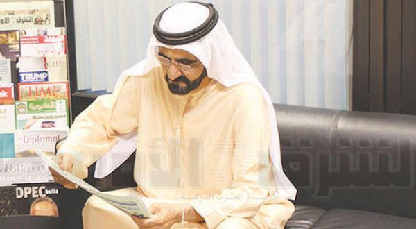 محمد بن راشد: عربستان سعودی به رهبری ملک سلمان سنگ بنای ثبات در منطقه