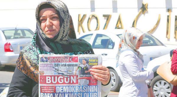 یورش مسلحانه نیروهای امنیتی ترکیه به روزنامه ای که گزارشی درباره حمایت آنکارا از داعش منتشر کرده بود