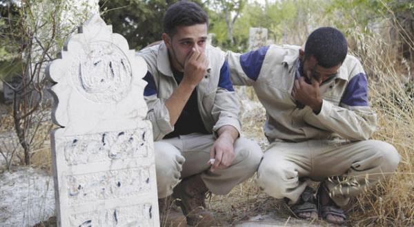 کمپین در روسیه برای داوطلبی در نبرد سوریه