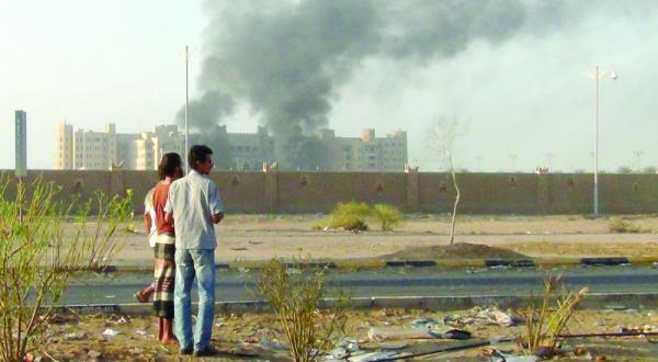 عدن: دولت باقی می ماند.. نشانه هایی از صالح در حملات