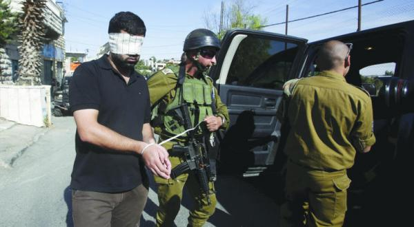 اسرائیل بر علیه عباس تحریک می کند و گروهان ذخیره خود را برای سرکوب «انتفاضه سوم» فرا می خواند