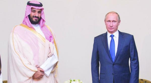 محمد بن سلمان با پوتین دیدار می کند… عربستان سعودی: از مداخله شما در سوریه نگران هستیم