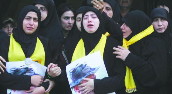 نا امنی در سنگرهای حزب الله در بعلبک