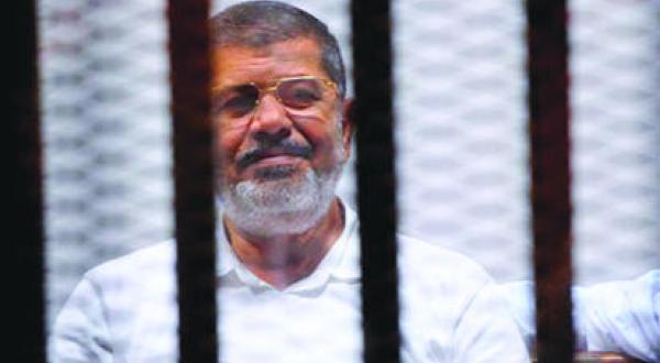 محمد مرسی رئیس جمهور سابق مصر