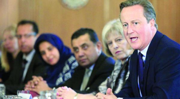 برای اولین بار در تاریخ بریتانیا.. جنایت های «اسلام هراسی» معادل با یهودی ستیزی