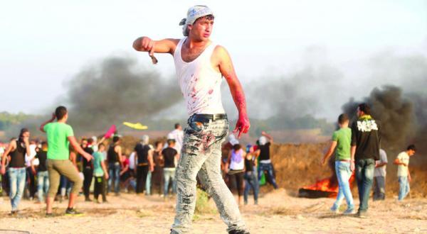نیروهای اشغالگر اعدامات میدانی اجرا می کنند و «تشکیلات خود گردان» فلسطین به «لاهه» اشاره می کند