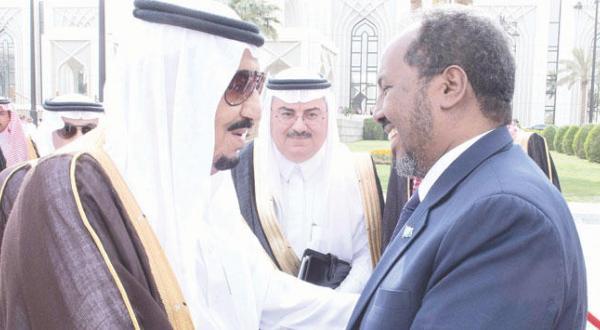 مذاکرات عربستان – سومالی در ریاض