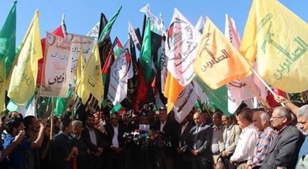 باز گشت ایران به غزه از طریق «الصابرین» شیعه
