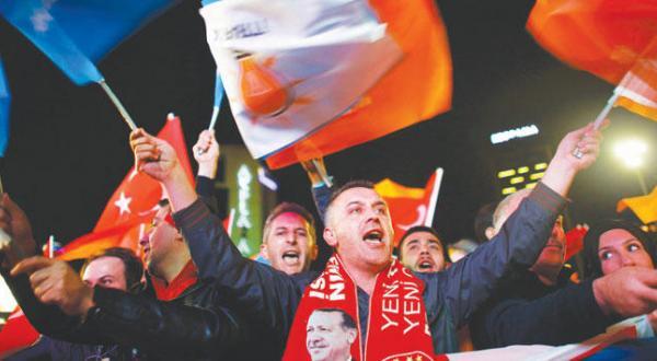 بازگشت ترک ها به «خانه عدالت».. ملی گرایان بزرگ ترین بازنده