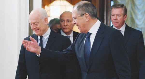 موافقت مسکو با طرح سازمان ملل بر اساس «ژنو» و «وین»