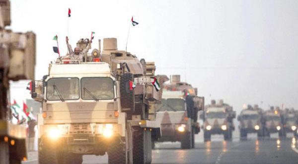 محمد بن راشد: تا بازگرداندن مشروعیت به یمن به «طوفان قاطع» ادامه می دهیم