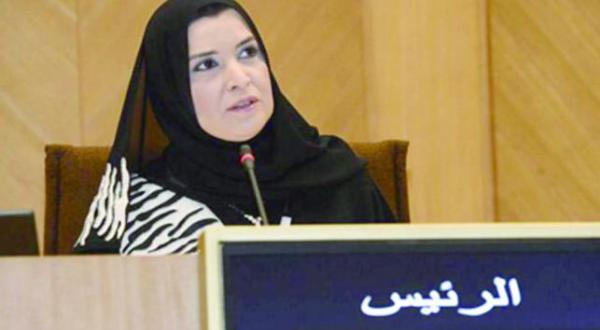 برای اولین بار در کشورهای عربی… انتخاب یک زن به عنوان رئیس پارلمان در امارات