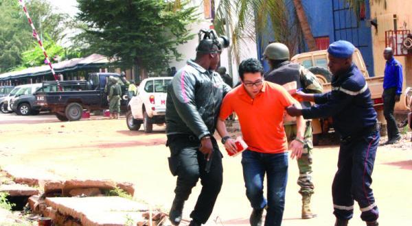 بر اثر گروگانگیری و حمله به هتلی در پایتخت مالی، شماری کشته شدند