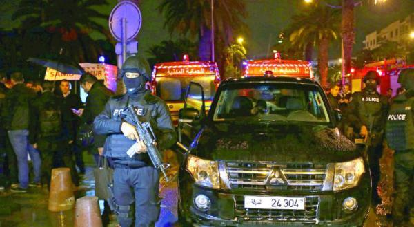 تونس: نگرانی از نفوذ در دستگاه امنیتی که منجر به انفجار خودروی محافظان ریاست جمهوری شد