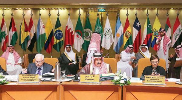 اجلاس سران عرب و جنوب آمریکا به دنبال یکپارچگی اقتصادی و اتحاد سیاسی