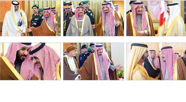 پادشاه عربستان سعودی: از یمن تا سوریه… از راه حل سیاسی حمایت می کنیم