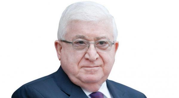 رئیس جمهور عراق: آزادسازی شهر موصل وظیفه پیشمرگه است