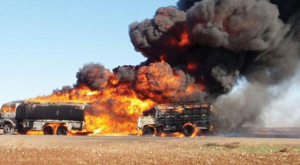 جنگ زمینی در برابر «داعش» آغاز میشود